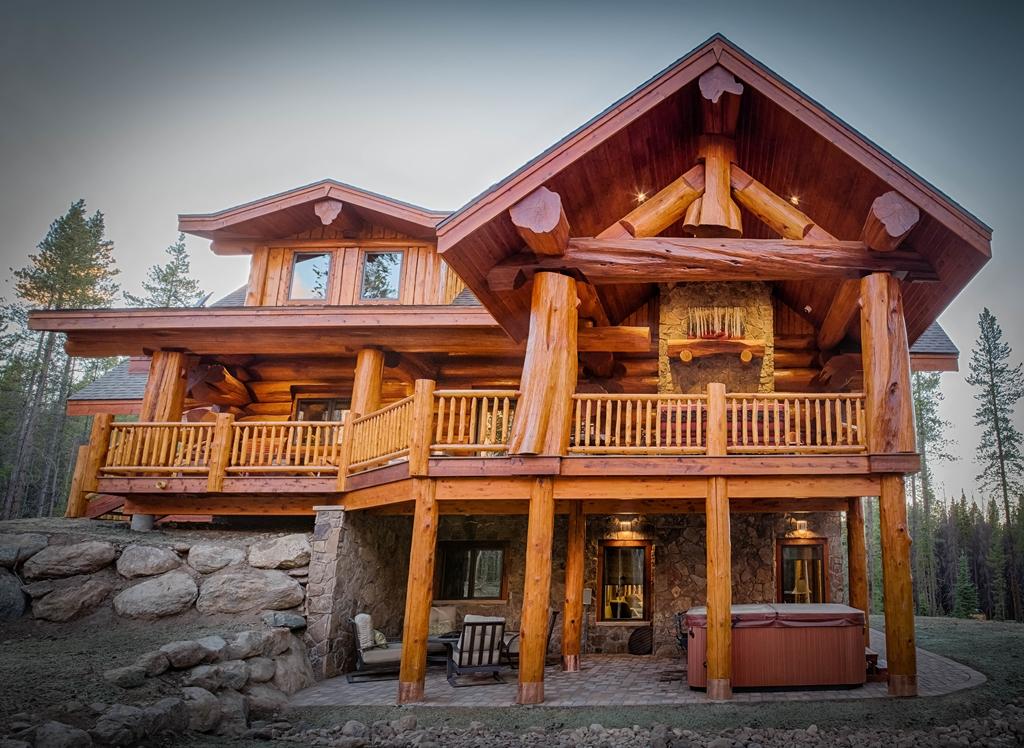 mountain log homes of colorado archives pioneer log. Black Bedroom Furniture Sets. Home Design Ideas