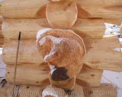 carving-beaver-a - wood carving