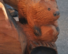 carving-beaver-c - wood carving