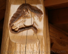 carving-horse-d - wood carving