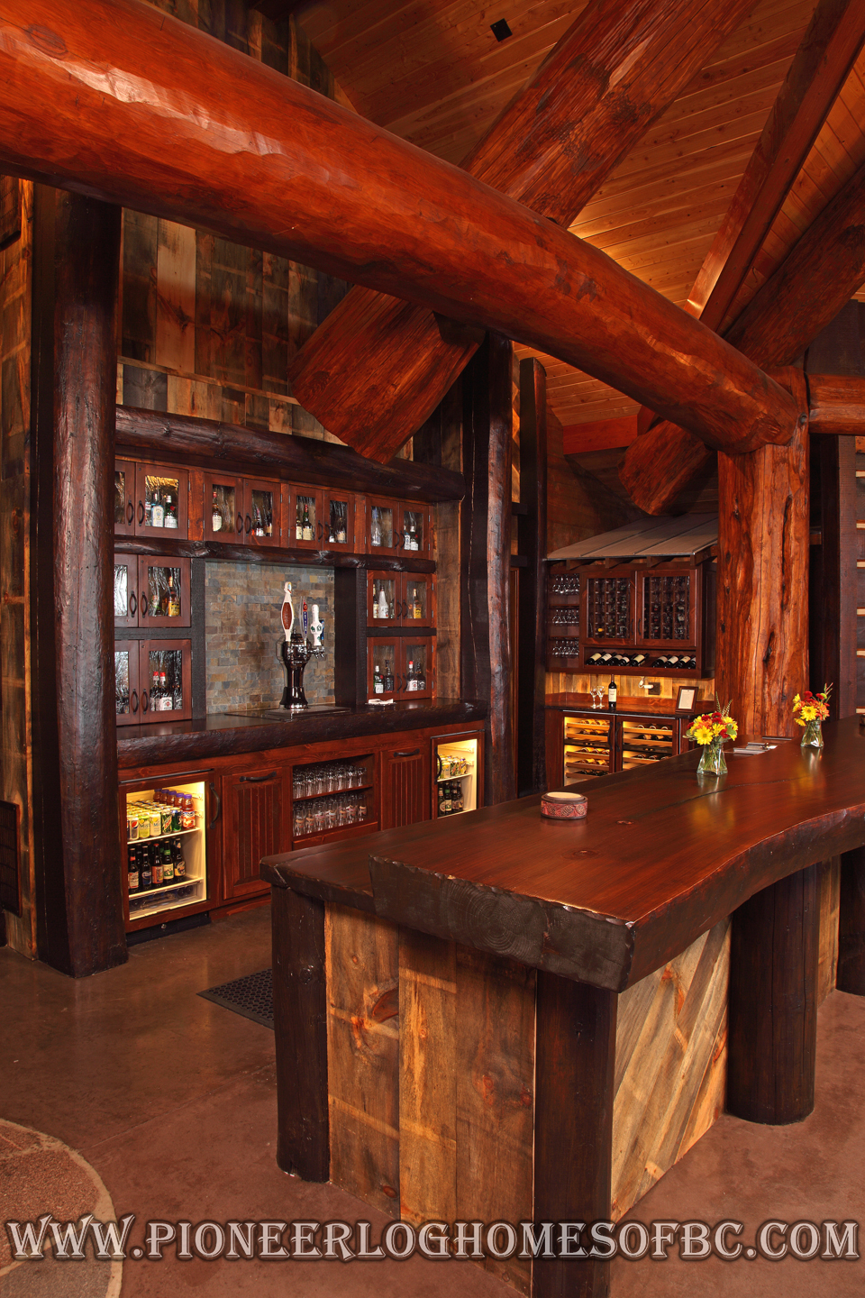 Home Interior Design Game Online: Log Home And Cabin Interiors