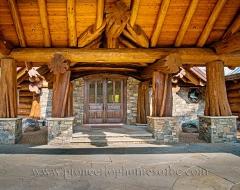 Log Home 493