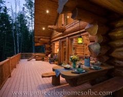 log-home-ed