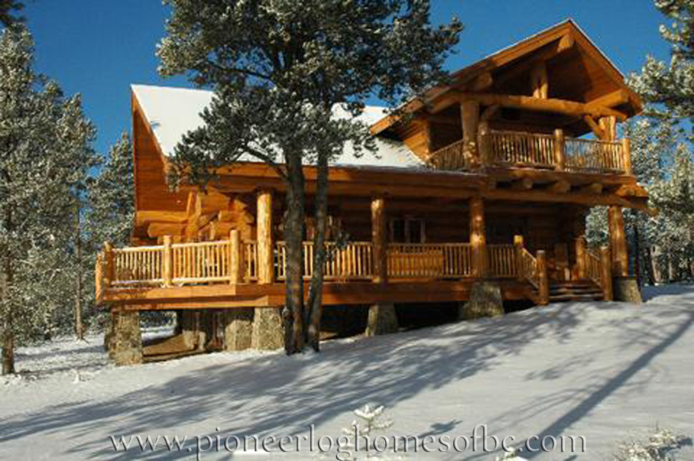 pioneer log homes archives pioneer log homes of bc. Black Bedroom Furniture Sets. Home Design Ideas