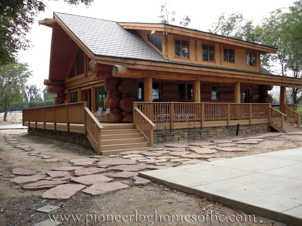 Log Cabins Archives Pioneer Log Homes Of Bc