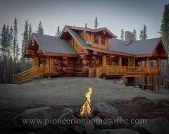 Log Home 496