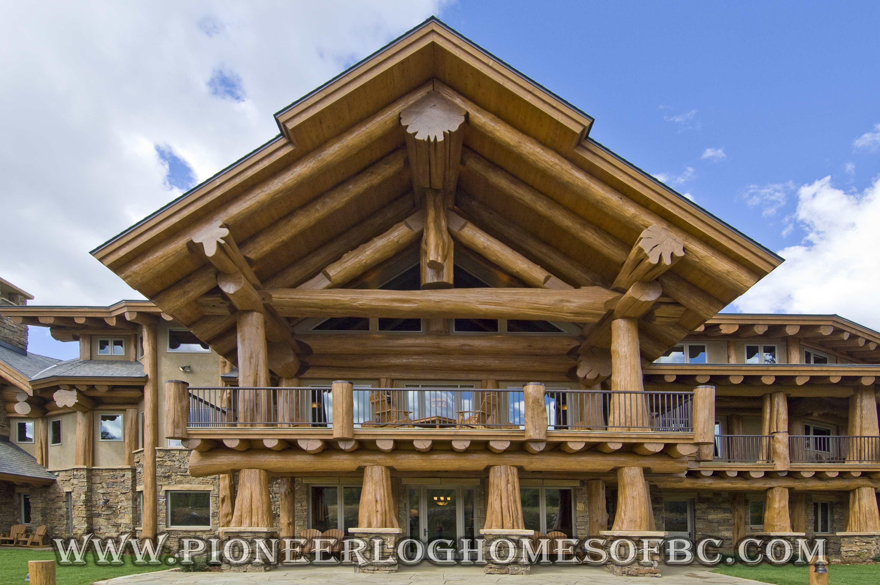 Log Post And Beam Homes Picture Gallery Log Post Amp Beam