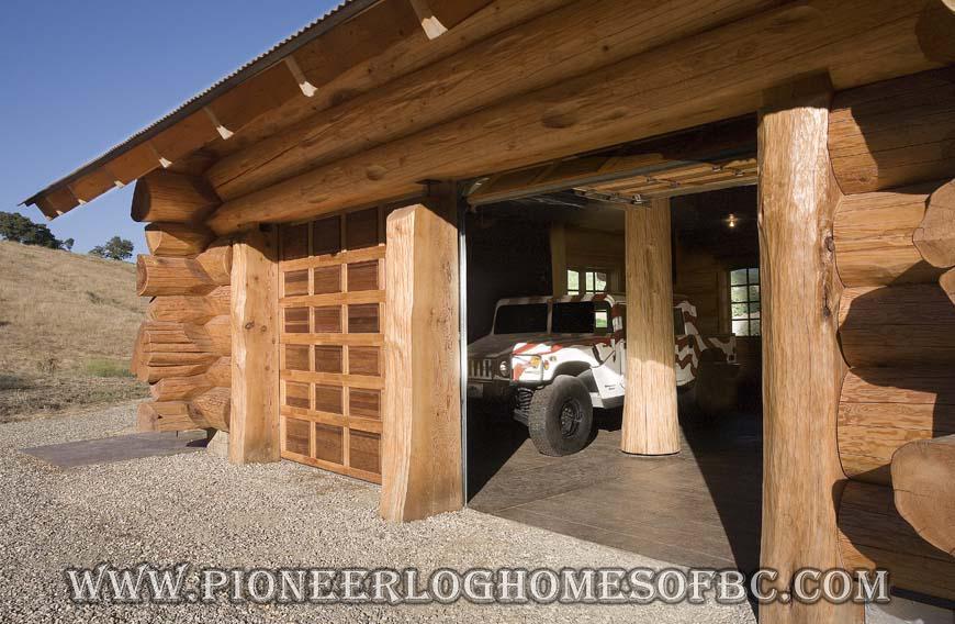 Log Garages Log Barns Log Gazebos Amp Outbuildings
