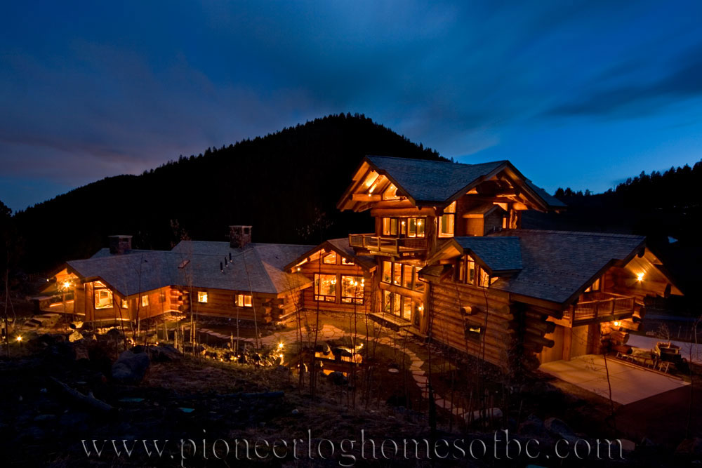Loveland co log home picture gallery colorado usa for Loveland co cabin rentals