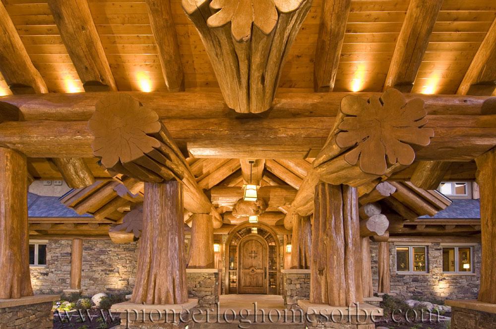 Pioneer Log Homes Of Bc Steamboat Pioneer Log Homes Of Bc