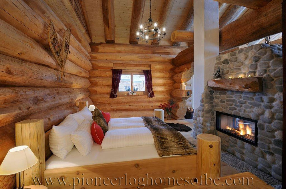 Woodridge Luxury Log Chalets Picture Gallery Austria