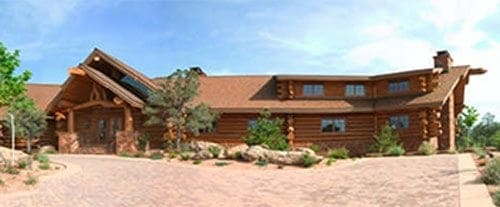 Log Home And Log Cabin Floor Plans | Pioneer Log Homes Of BC
