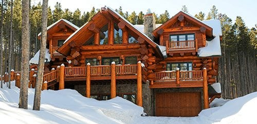 Pioneer Log Home Floor Plans Copper Mountain Pioneer Log Homes of BC