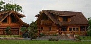 1500 - 3000 SqFt | Log Home And Log Cabin Floor Plans | Pioneer ...