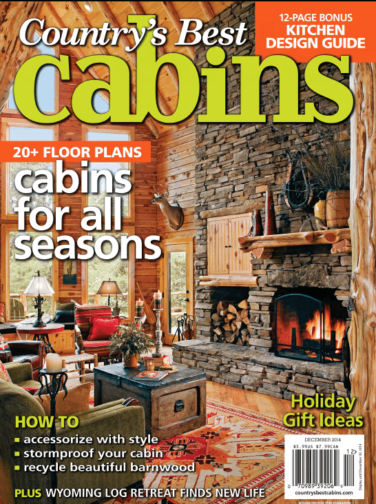 BryanJr_CountrysBestCabins_December2014_Cover