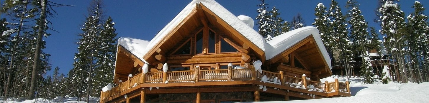 1500 3000 sqft log home and log cabin floor plans for Alaska floor plans