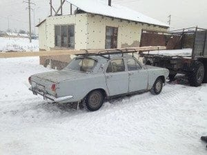 Lumber Transport Kaz-style