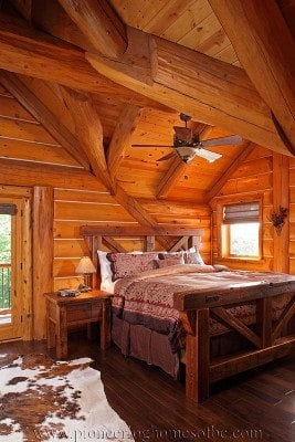 New brunswick log home and log cabin distributors canada for Log cabin furniture canada