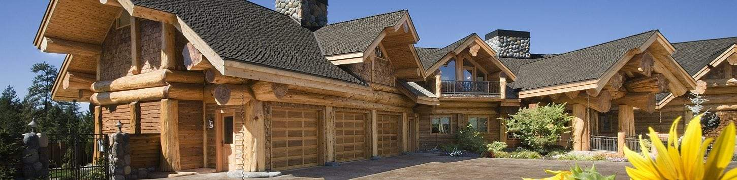 Grants Pass 14055 Sf Pioneer Log Homes Of Bc