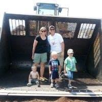 Mizeur, Brett & Lisa & Family