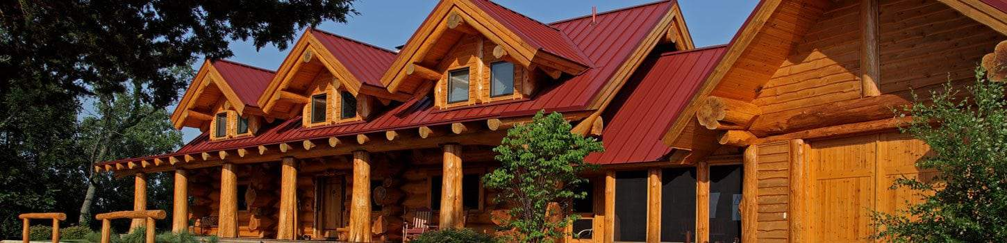 Germany Log Home And Cabin Distributors | Pioneer Log Homes Of BC