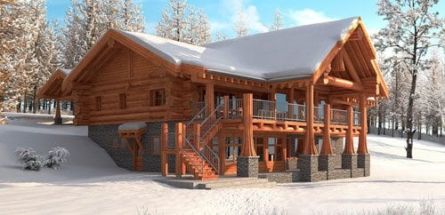 Pioneer Log Homes