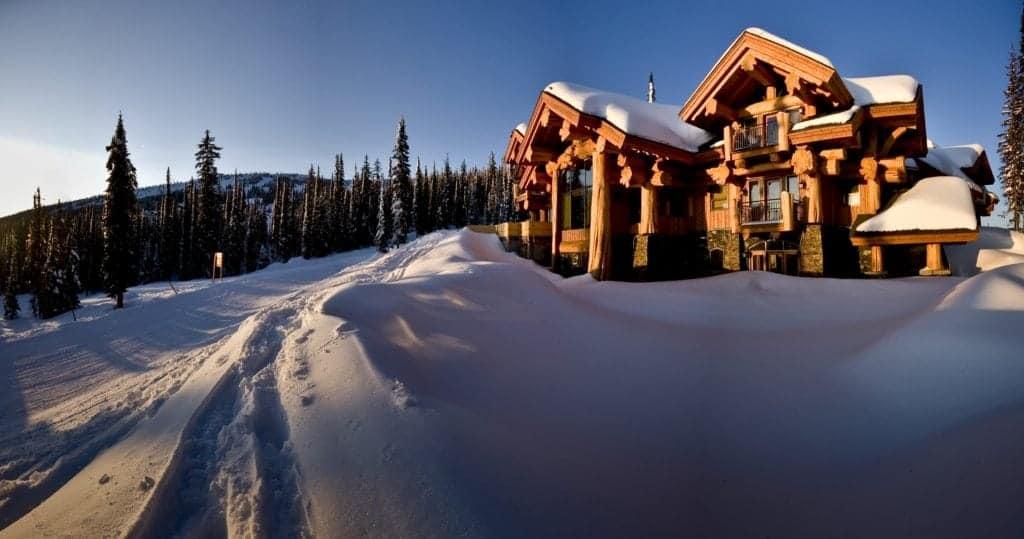 Pioneer Log Homes Christmas