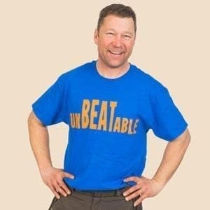 UnBEATAble t-shirt Timber King T-shirt - Beat