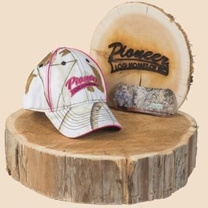 Pioneer Gear Ladies Camo ball cap
