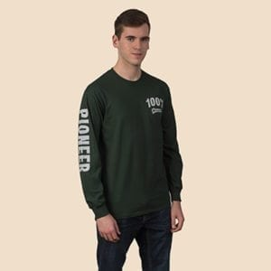 Pioneer Gear - Long Sleeve Boss T-Shirt