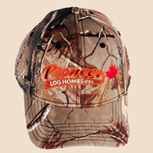 Pioneer Gear - camo adjustable ball cap
