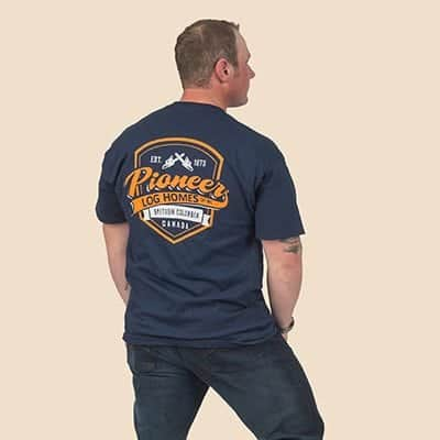 Pioneer Gear Shield Unisex T-shirt