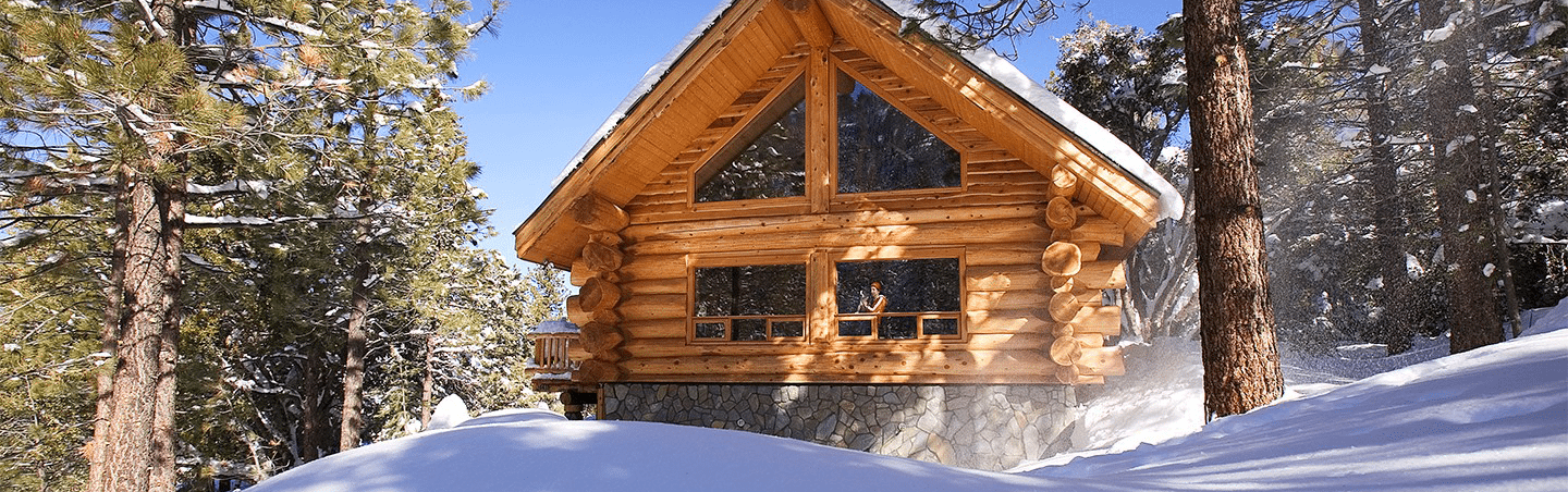 For Sale: Luxury Log Cabin/Vacation Rental Near Los Angeles