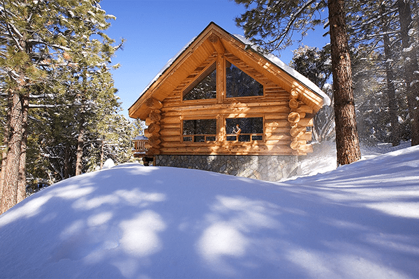 Magnificent Pioneer Log Homes For Sale Luxury Log Cabin Homes For Sale Home Interior And Landscaping Eliaenasavecom