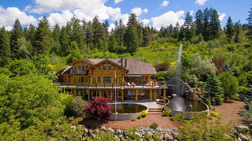 vernon BC  mansion for sale